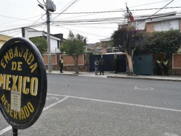 Bolivia declara personas no gratas a diplomáticos de México y España