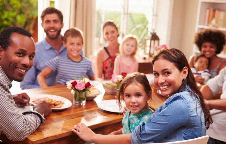 Contribuye a consolidar la unión familiar