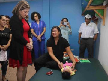 El Minsa hará evaluación del desarrollo infantil