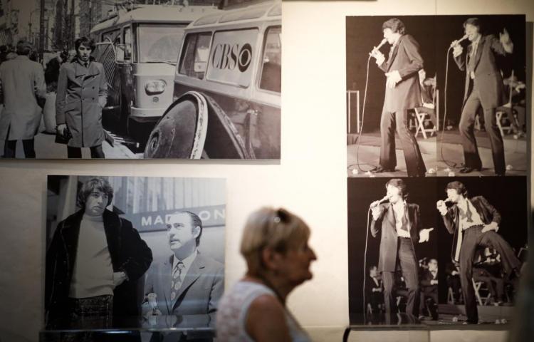 """Sandro, el """"Elvis argentino"""", mantiene su leyenda a diez años de su muerte"""