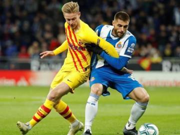 El Barcelona, campeón de invierno, pero igualado de nuevo con el Real Madrid