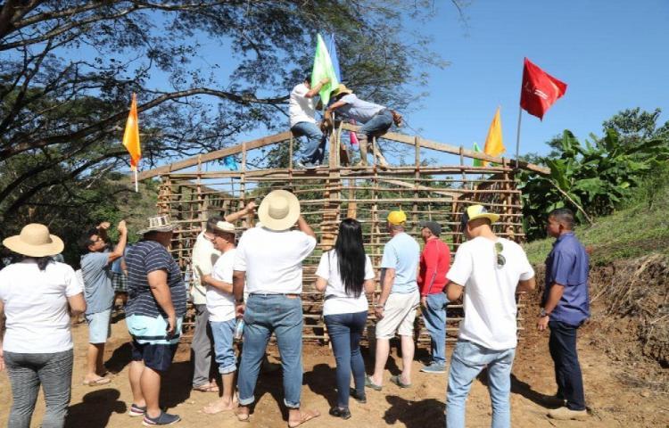 Sigue el Encuentro Folklórico del Canajagua