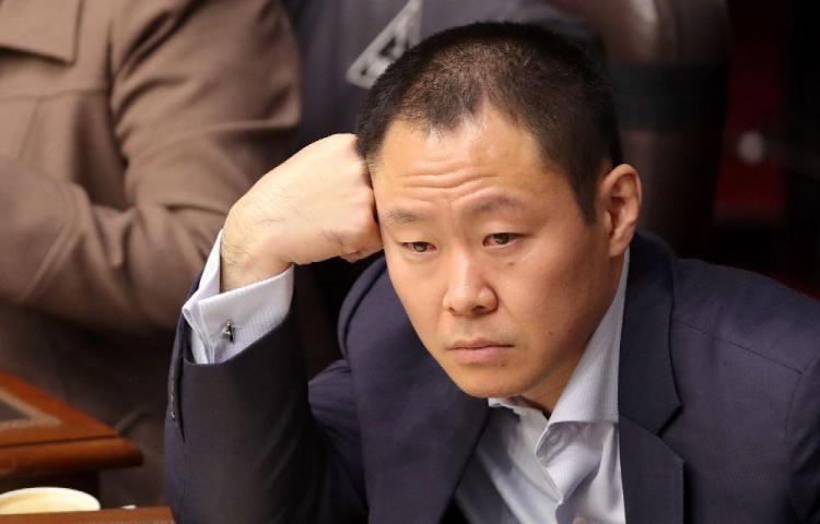 Fiscal peruana pide 12 años de cárcel para Kenji Fujimori