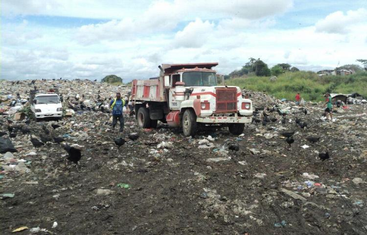 Distritos de Chiriquí agobiados por el problema de la basura