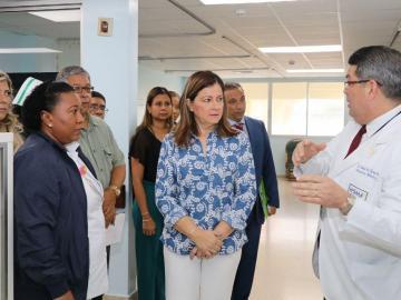 Urgencias médicas atendidas sobrepasan las 200 mil personas