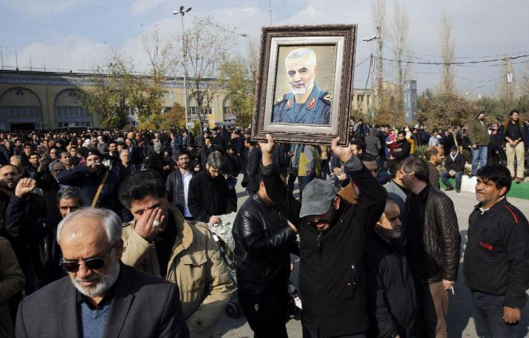 Irán urge a EE.UU. a abandonar Oriente Medio