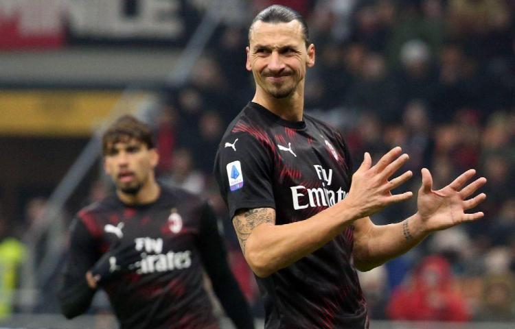Ni Zlatan levanta al AC Milan