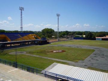 Estadio Claudio Nieto, listo para entrar en acción