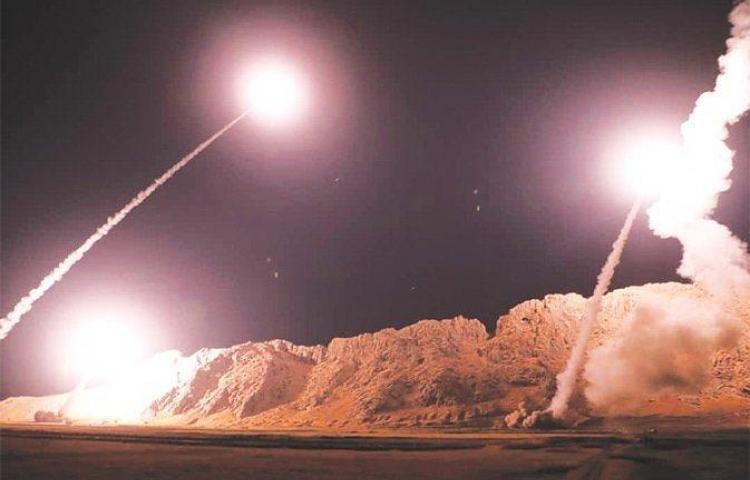 Pentágono atribuye a Irán un ataque a dos bases con tropas de EE.UU. en Irak
