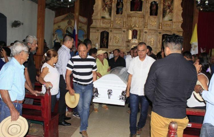 Despiden a Nestor: 'El maestro de la humildad'