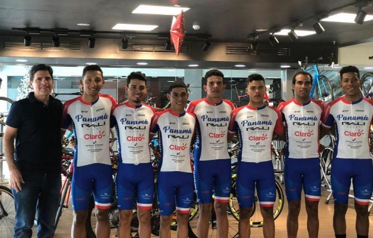 Panamá, con todo su poderío en el ciclismo