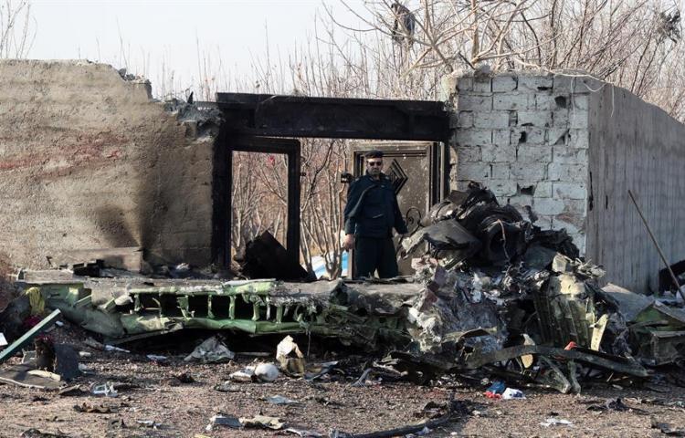 Trudeau confirma que 63 canadienses han muerto en el accidente aéreo en Irán