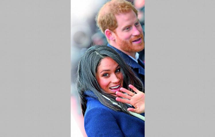 El príncipe Harry y Meghan Markle renunciaron