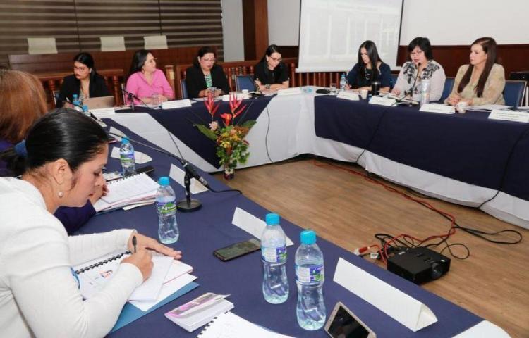 Diputados analizan ley de protección a derecho de género
