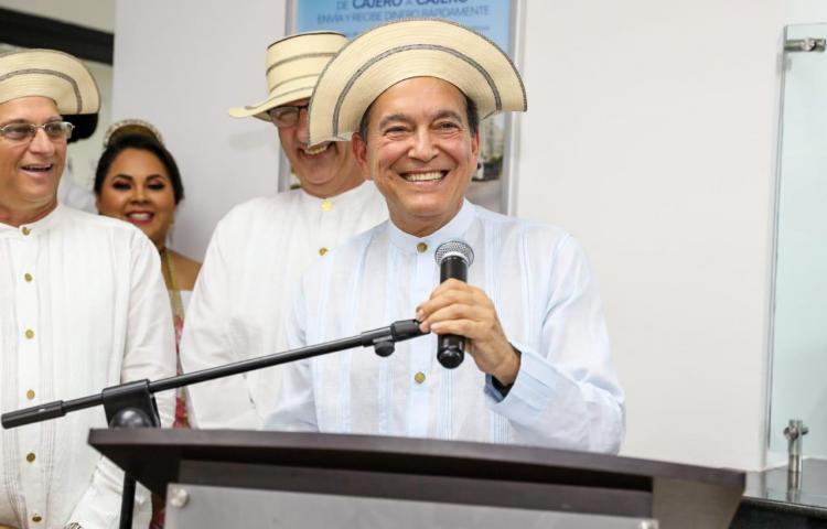 Cortizo pide buena actitud de servicio público a los funcionarios