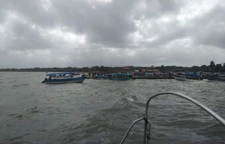 El Congreso General Guna Yala suspendió totalmente los viajes a algunas regiones