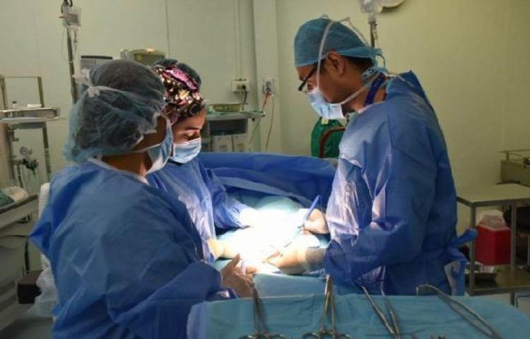 640 niños nacieron en 2019 en el hospital de Puerto Armuelles