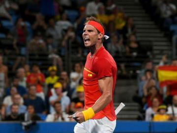 Nadal y Novak se enfrentan en superfinal de la ATP 2020