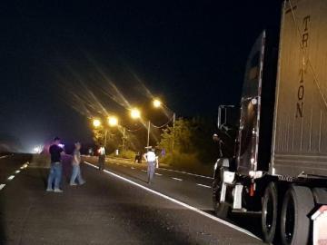 Hombre intentó cruzar la vía y murió atropellado