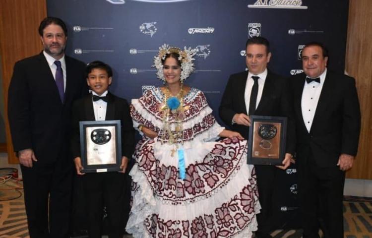 Ng y Betesh, destacados en XI FIA American's Awards