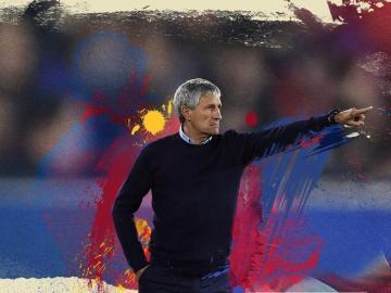 QuiqueSetién, nuevo técnico del Barcelona