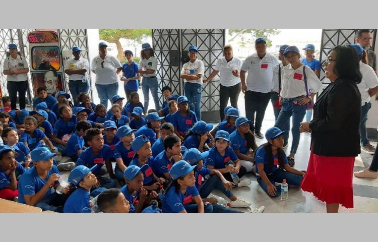 Arranca Verano Feliz: 'Juguemos en el Casco'