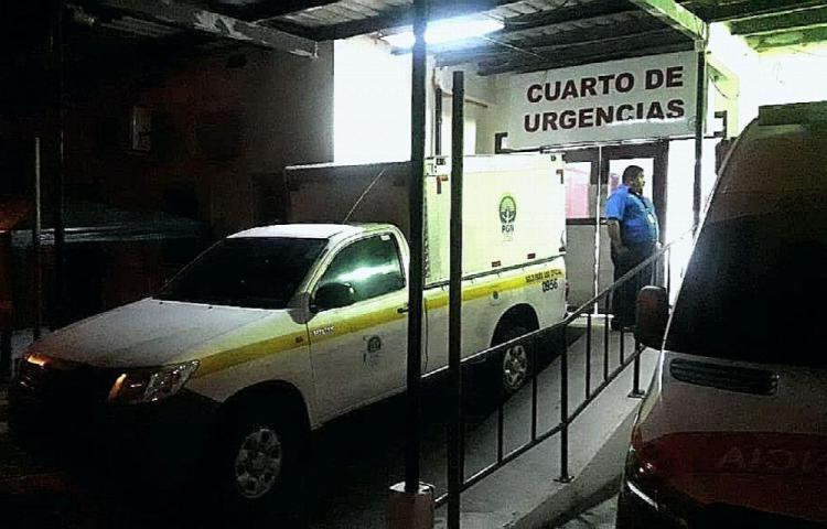 Limpiaba rifle y mató accidentalmente al hijo