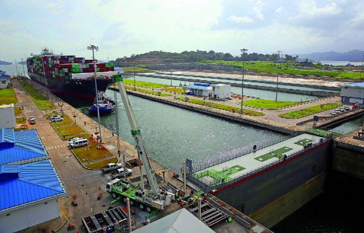El Canal adopta medidas por problemas de agua