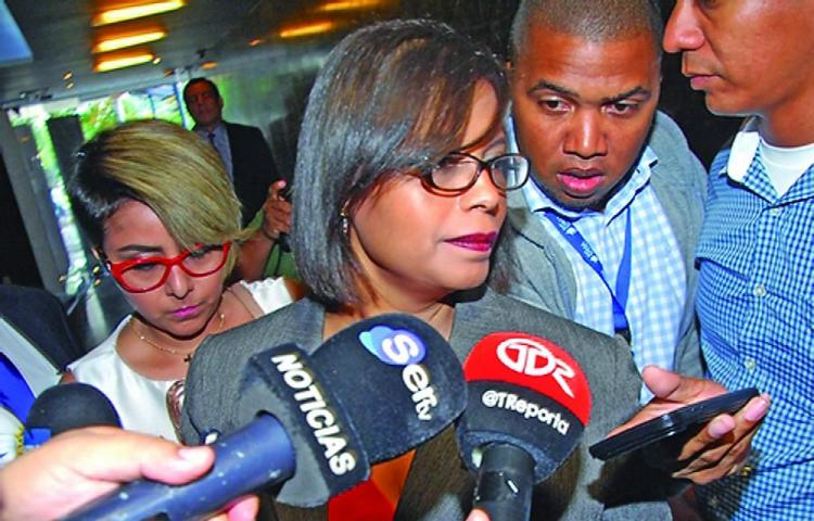 Presentan queja disciplinaria contra la fiscal Zuleika Moore