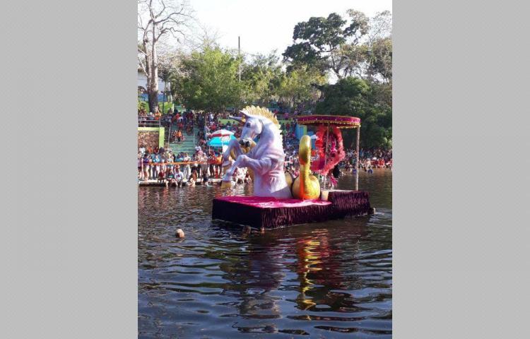 Carnaval acuático de Penonomé se mantendrá en su sede