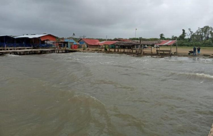 Reanudan de forma parcial los viajes a un sector de Guna Yala