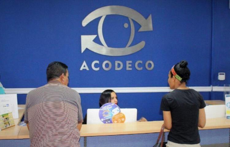 Resuelven 2,519 quejas en Acodeco