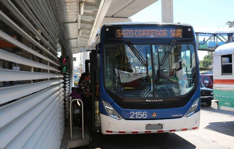 Más de 193 millones de usuarios movilizó el metrobús en el 2019