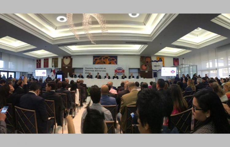 Tribunal electoral instala comisión de reformas electorales