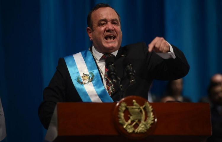 Rompió relaciones con Nicolás Maduro