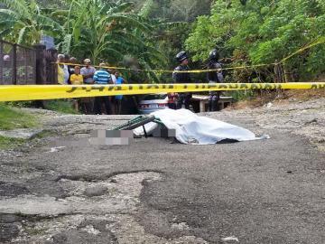 Mataron a 'Toto' de varios tiros en Colón
