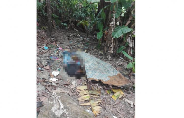 Hallan en basurero de Colón el cuerpo de un joven con herida mortal en la cabeza
