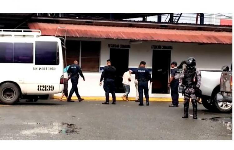 Legalizan aprehensión de los 9 involucrados en la masacre de la comarca