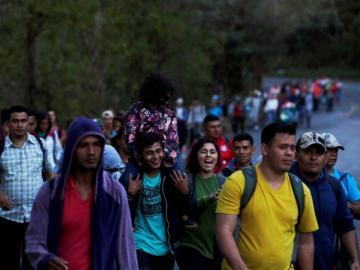 Gringos lanzan otra advertencia a los migrantes