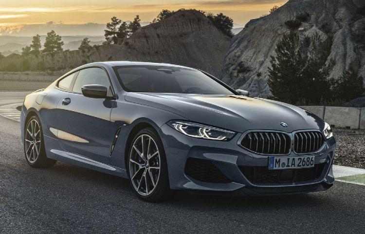 BMW Serie 8, el coche del año en la Internet