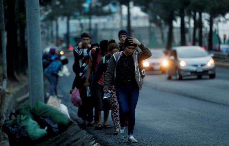 400 migrantes hondureños han regresado a su país