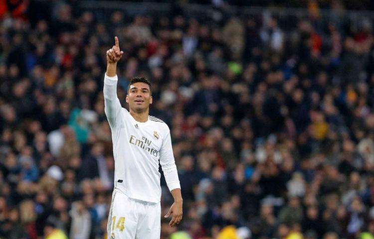 Casemiro, el héroe del Real Madrid