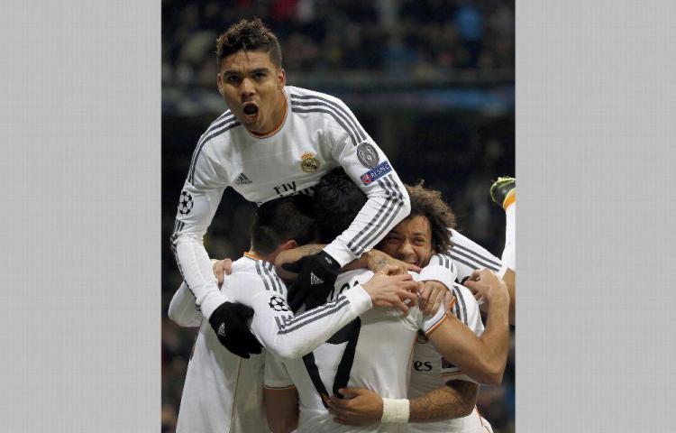 El Madrid encabeza la liga en España