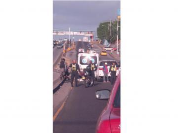 Atropello fatal en la carretera de Vista Alegre de Arraiján