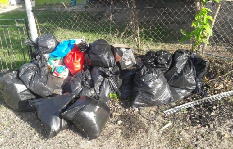 En Pueblo Nuevo de Penonomé no recogen la basura