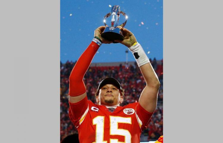 Mahomes brilla y lleva a los Chiefs al Super Bowl