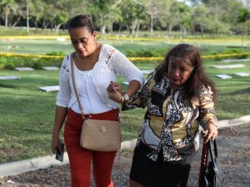 Inicia exhumación de los no reconocidos tras la invasión de EEUU en Panamá