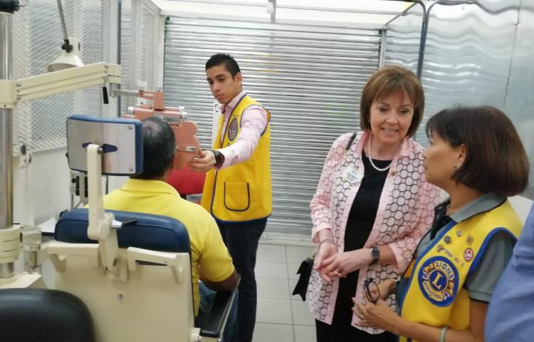 Clínica Municipal ofrece servicios de visión, de manera gratuita