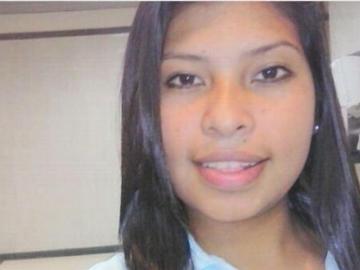 Se entregó el presunto asesino de Guadalupe Lorenzo