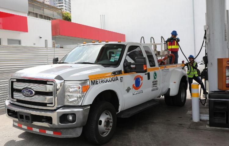 $21 mil en multas por anomalías en surtidores de combustibles